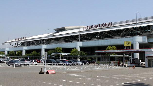 福岡空港で国際便の運航が一部再開