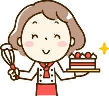 ケーキ屋さんのお仕事内容とは?