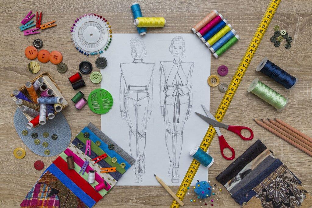 ファッションデザイナーのお仕事とは?またファッションデザイナーになる為には?