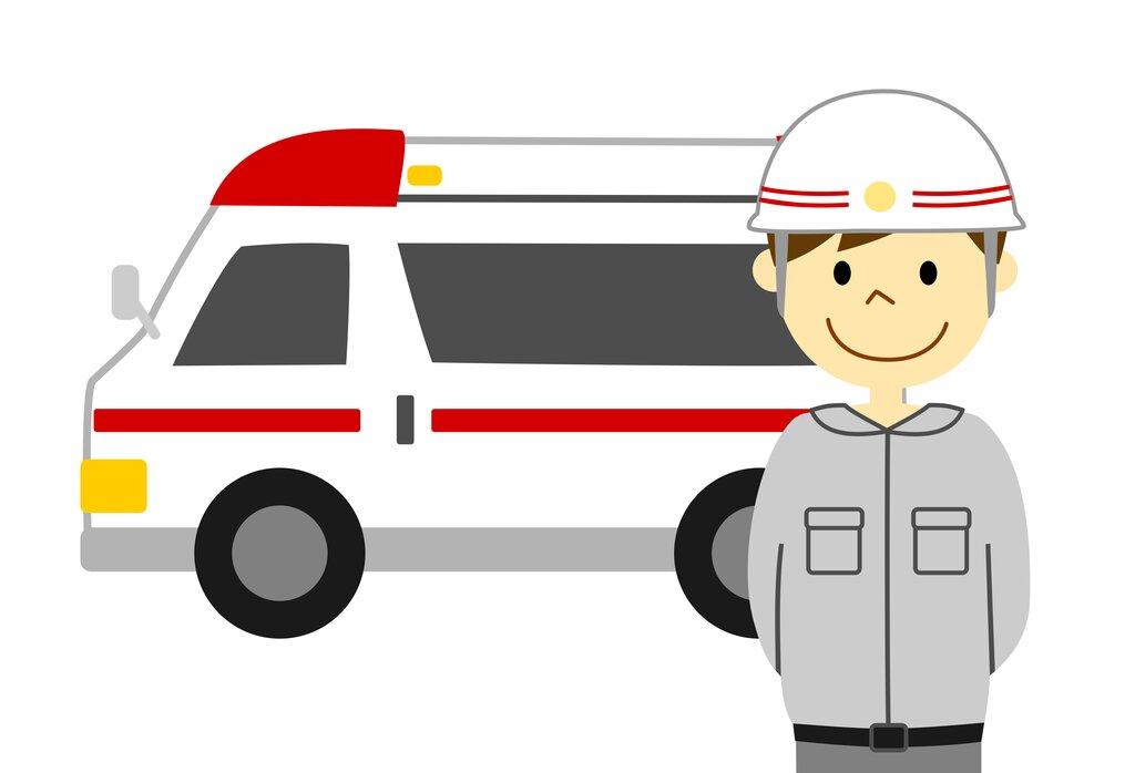 救急隊員の仕事とは?どうすれば救急隊員になれるの?