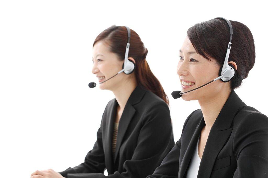 コールセンターの仕事内容やメリットを紹介します。